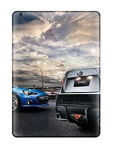 Cynthaskey Ipad Air Hybrid Tpu Case Cover Silicon Bumper Subaru Brz 5