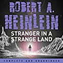 Stranger in a Strange Land Audiobook by Robert A. Heinlein Narrated by Martin McDougall