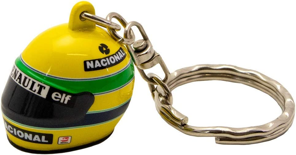 Minichamps Ayrton Senna 3D Portachiavi Casco 1994