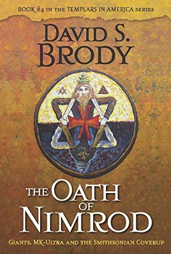 Oath Nimrod MK Ultra Smithsonian Templars ebook