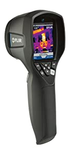 FLIR i7 Thermal Imaging IR Camera, 140x140, 9 Hz, 2.8 In. Color LCD, 19, 600 Pixels