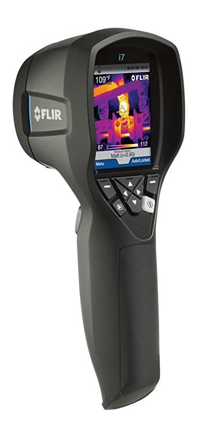 Amazon.com: FLIR i7: Compact Thermal Imaging Camera with 140 x 140 ...