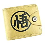 Gumstyle Dragon Ball Anime Cosplay 10 Slots Bifold Wallet Card Holder Purse 2