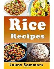 Rice Recipes: Cookbook Full of Quick Healthy Rice Recipes