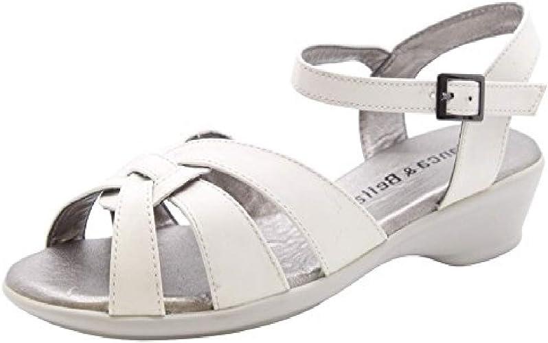Womens White Sandals | Ladies Strappy