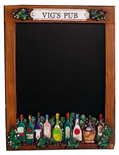 Personalized Wine Pub Chalkboard