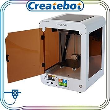 en color 3D createbot impresora de cera de doble impressora ...