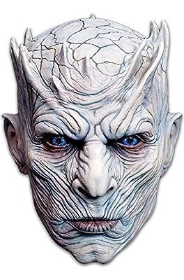 Trick or Treat Studios Men's Game of Thrones-Night's King White Walker Men's Full Head Mask