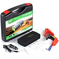 Nrpfell 68800Mah High Power Car Jump Starter 12V Portable Starting Device Power Bank Car Charger for Car Battery Booster Buster 2 USB