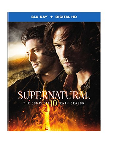 Top 10 recommendation supernatural blu ray season 13