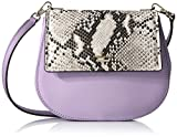 Image of kate spade new york Cameron Street Snake Small Byrdie, Lilac Cream
