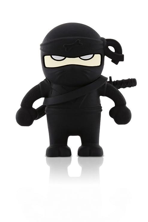 Bone - Memoria USB 2.0 4 GB Ninja: Amazon.es: Informática