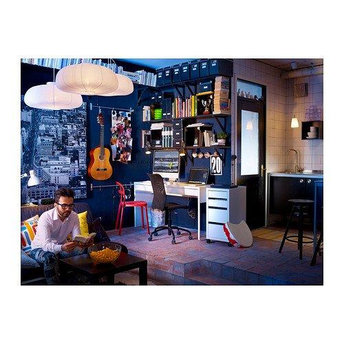 Ikea vate pendant lamp shade 55 cm amazon kitchen home aloadofball Images