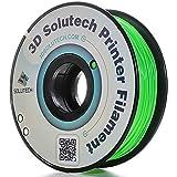 3D Solutech Apple Green 3D Printer PLA Filament 1.75MM Filament, Dimensional Accuracy +/- 0.03 mm, 2.2 LBS (1.0KG) - 100% USA