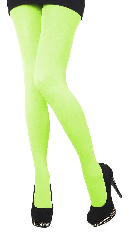 Sock Snob Donna 40 den Collant Invernali al Neon di Moda Taglia Unica 5 Colori