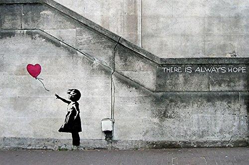 Banksy Balloon decoration Great Art product image