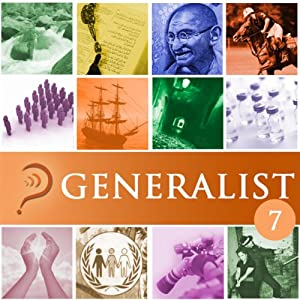 Generalist, Volume 7 Audiobook