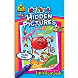 My First Hidden Pictures (Little Busy Book)
