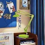 Sunter Lighting Natural Daylight Architect 2.4-Watt LED Desk Lamp, Green
