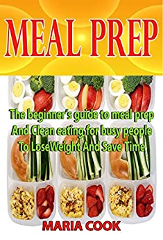 MEAL PREP Beginners planning cookbook ebook product image