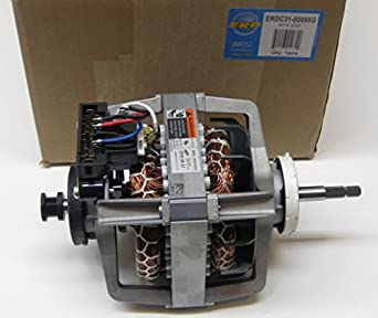 Clothes dryer motor assembly for samsung for Dryer motor replacement cost