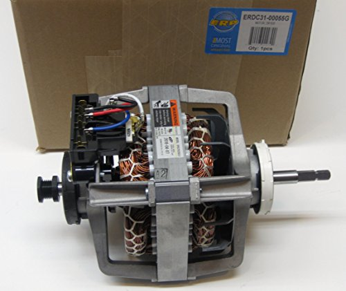 Clothes Dryer Motor Assembly for Samsung, AP5331095, PS4204647, DC31-00055G (Clothes Dryer Motor)