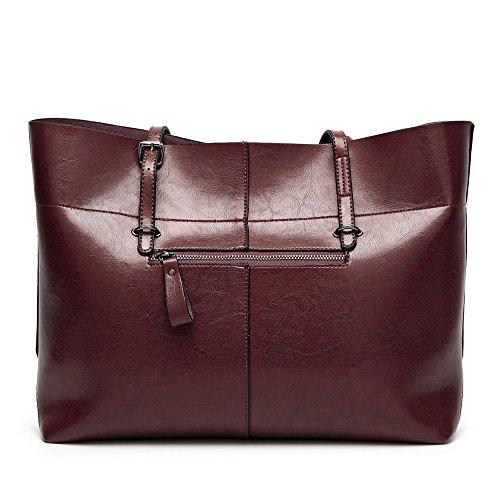 Capacity Fashion Women Handbag And Coffee Large Single Bag Large Package Uq8S6