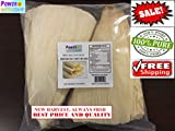 5 LB ALL NATURAL PREMIUM Corn Husks for Tamales Wrappers,Super Fresh