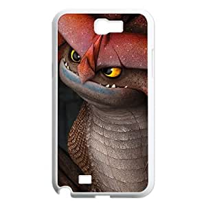 How to Train Your Dragon Samsung Note 2 N7100 Phone Case White Black Christmas Gifts&Gift Attractive Phone Case HLS5W0123074