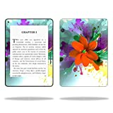 MightySkins Protective Vinyl Skin Decal for Amazon Kindle Voyage Cover wrap Sticker Skins Flower Blast