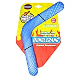 VGEBY Boomerang, Aerodynamic V Shaped EVA Boomerangs Throw Catch Toy Gifts for Kids and Adults(Blue)