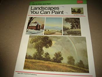 Landscapes You Can Paint (How to Draw & Paint) 1560100389 Book Cover