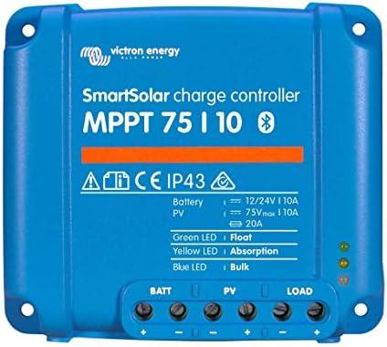 Victron Energy MPPT 75|10 MPPT-Laderegler 75/10 SmartSolar 1. BlueSolar Laderegler MPPT 75/10