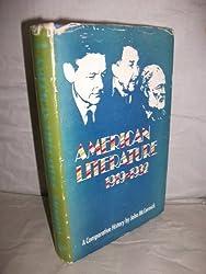 American Literature, 1919-32: A Comparative History