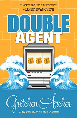 Double Agent (A Davis Way Crime Caper Book 8) by [Archer, Gretchen]