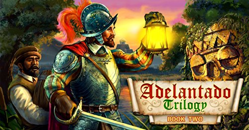 Adelantado Trilogy Book Two Full Version
