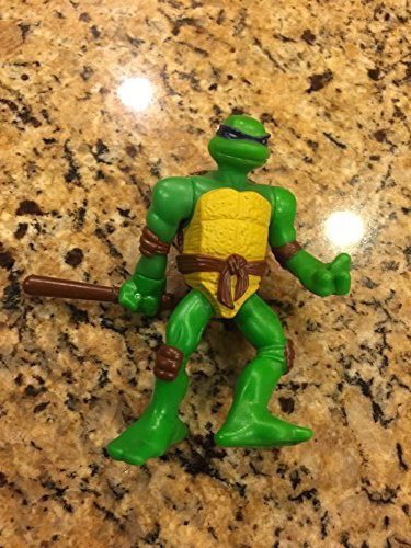 McDonalds Happy Meal 2007 TMNT Donatello Action Figure #6 (Mcdonalds Ninja Turtle Toys)