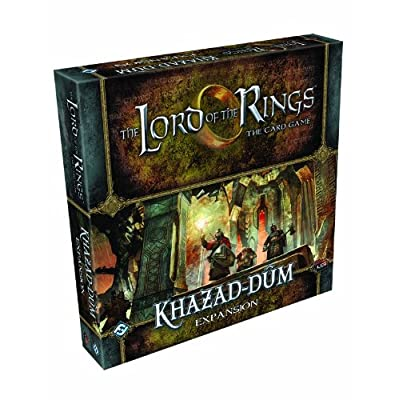 Lord of the Rings LCG: Khazad-Dum Expansion: Fantasy Flight Games: Toys & Games