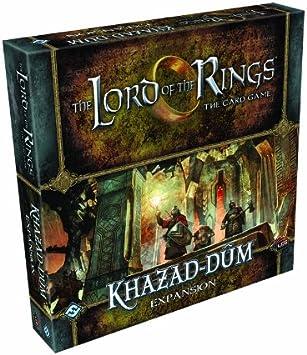 Khazad-dûm - El Señor de los Anillos LCG: Edge: Amazon.es: Juguetes y juegos