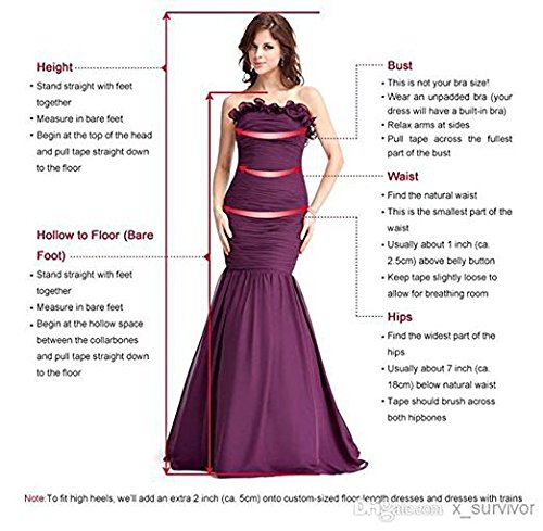 a2f155652a2 Nina V-Neck Long Chiffon Bridesmaid Dresses Lace Open Back Prom Evening  Dress NND029