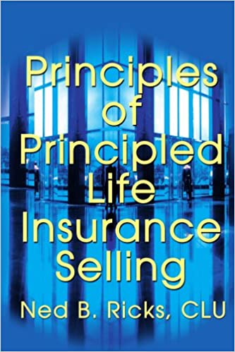 Book Principles of Principled Life Insurance Selling