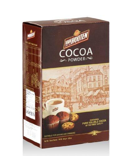 Souffle Souffle Chocolate Body - Van Houten the Original Cocoa Powder 12.34 Oz. (350g)