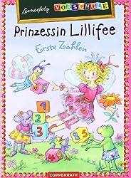 Lernerfolg Vorschule: Prinzessin Lillifee - Erste Zahlen: (Verkaufseinheit)