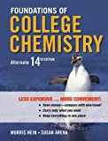 Foundations of College Chemistry, Morris Hein, Susan Arena, 1118490169