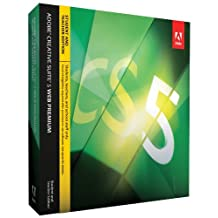 Adobe Creative Suite 5 Web Premium Student & Teacher Edition [Mac][OLD VERSION]