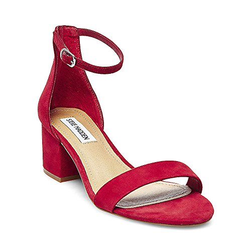 Steve Madden , Sandales pour femme rouge 9 B(M) US