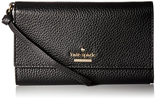 Kate Spade New York Women's Jackson Street Malorie Wallet, Black, One Size by Kate Spade New York