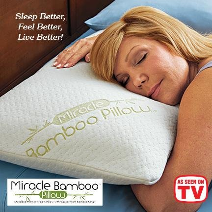 Miracle Bamboo Pillow What Makes It So Appealing
