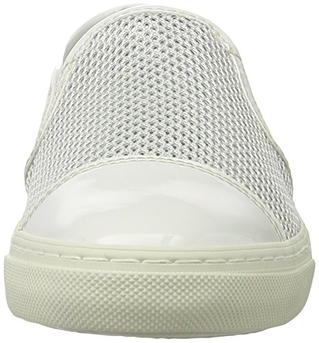 Geox Damen D New Club G Sneakers Elfenbein (avorio / Fuori Whitec1661)