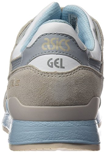 Iii Grey Basses Gel white Asics Baskets Bianco Lyte light z6Bwqa
